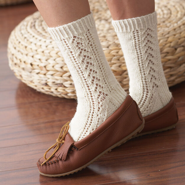 Patons Sock It To Me Knit Socks 56 Yarnspirations