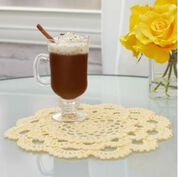 Go to Product: Aunt Lydia's Japanese Dahlia Doily in color