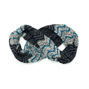 Patons Infinity Waves Scarf