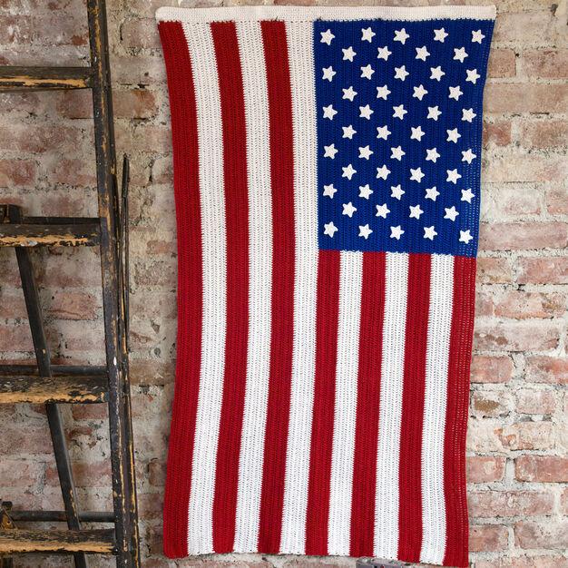 Aunt Lydia's American Pride Flag, S
