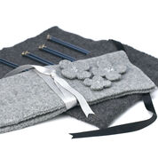 Go to Product: Patons Felted Knitting Needle Case in color