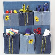Go to Product: Dual Duty Fun Denim Organizer in color