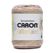 Caron Cotton Cakes Yarn, Rose Whisper