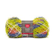 Go to Product: Red Heart Scrubby Stripes in color Citrus Punch
