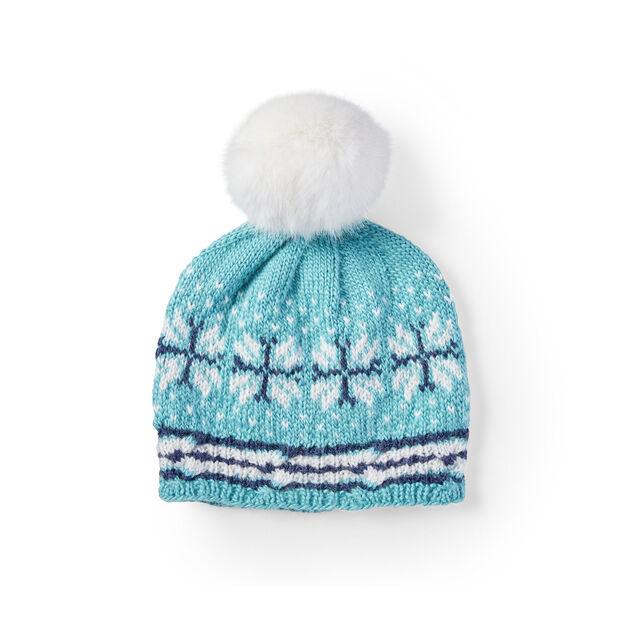 Sugar Bush On the Slopes Knit Hat in color