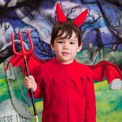 Red Heart Little Devil Headband