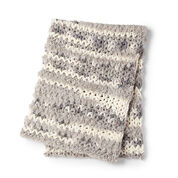 Go to Product: Bernat Mix it Up Crochet Throw in color