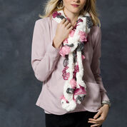 Go to Product: Red Heart Crochet-and-Braid Scarf in color