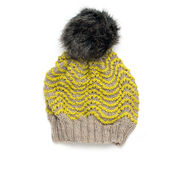 Go to Product: Patons Ripple Hat, Natural Mix in color
