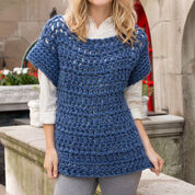 Go to Product: Red Heart Horizontal Sweater, S in color
