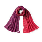 Go to Product: Red Heart Delicate Romance Shawl in color