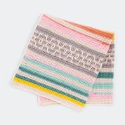 Go to Product: Caron Geo Baby Crochet Blanket in color