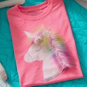 Go to Product: Coats & Clark Unicorn T-Shirt in color