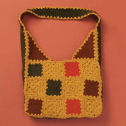 Go to Product: Patons Felted & Crochet Patchwork Bag in color