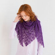 Go to Product: Red Heart Lacy Pineapple Shawl in color