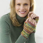Go to Product: Red Heart Easy Crochet Wristers in color