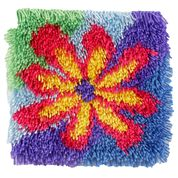 Go to Product: Wonderart Shaggy Flower Power Kit 12x12 in color