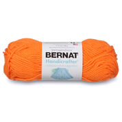 Go to Product: Bernat Handicrafter Cotton Yarn (50g/1.5 oz) in color Hot Orange