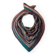 Go to Product: Red Heart Kaleidoscope Shawl in color