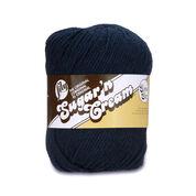 Lily Sugar'n Cream Super Size Yarn, Bright Navy