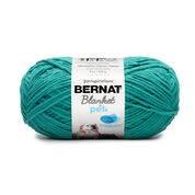 Go to Product: Bernat Blanket Pet Yarn, Teal in color Teal