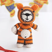 Lily Sugar'n Cream New Year Tiger