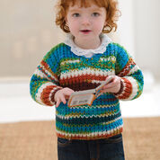 Go to Product: Red Heart Baby Sweater, 12 mos in color