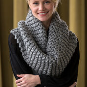 Go to Product: Red Heart Voluminous Cowl in color