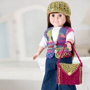 Red Heart Retro Doll Accessories