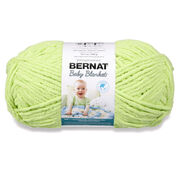 Go to Product: Bernat Baby Blanket Yarn (300g/10.5 oz) in color Lemon Lime