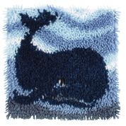 Go to Product: Wonderart Big Blue Whale 12 X 12 in color