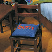Go to Product: Patons 'Bum' Chair Cushion in color
