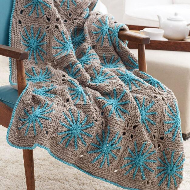 Bernat Starburst Blanket