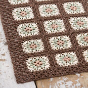 Aunt Lydia's Autumn Tones Table Runner
