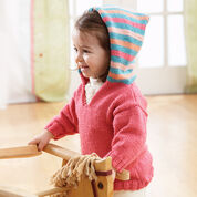 Go to Product: Bernat Striped Hoodie, 3 mos in color