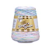 Lily Sugar'n Cream Cone Yarn (400g/14 oz), Pretty Pastels Ombre - Clearance Shades*