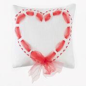 Go to Product: Coats & Clark Heart-Felt Pillow in color