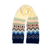 Go to Product: Caron Crochet Fair Isle Scarf in color