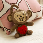 Go to Product: Red Heart Love Monkey in color
