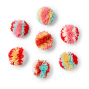 Go to Product: Red Heart Pompoms for the Tree in color