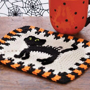 Go to Product: Lily Sugar'n Cream Scaredy Cat Dishcloth in color