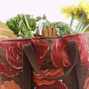 Go to Product: Dual Duty Gourmet Grocery Tote in color