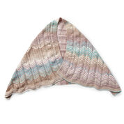 Go to Product: Caron Heartline Knit Wrap in color