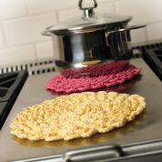 Go to Product: Aunt Lydia's Pretty Petals Potholder in color