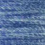 Dual Duty Plus Denim Thread 125 yds, Denim Blue in color Denim Blue