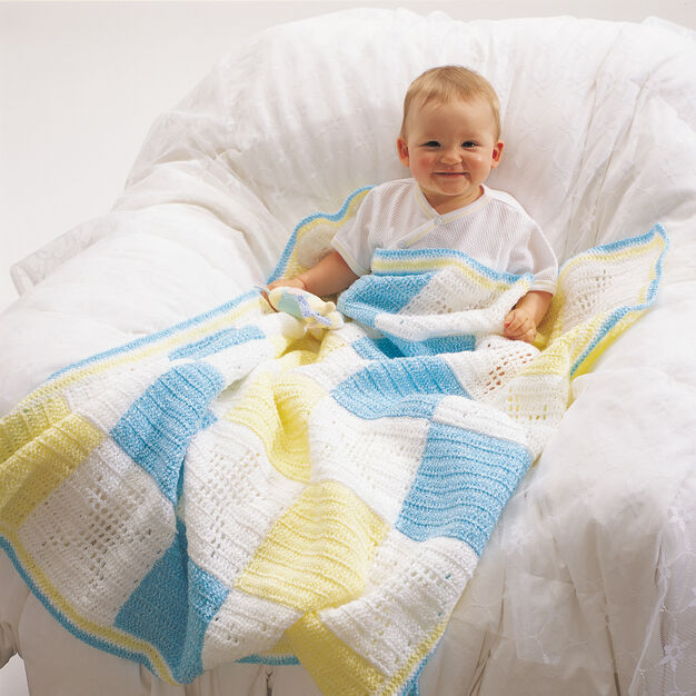Bernat Twinkle Little Star Blanket
