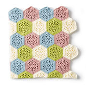Go to Product: Caron Crochet Hexagon Afghan in color