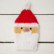 Go to Product: Red Heart Santa Scrubby Mitt in color
