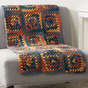 Caron Square Deal Blanket