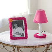 Go to Product: Red Heart Cool Décor Frame and Lamp in color